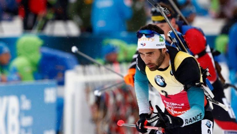 Мартен Фуркад спечели малката световна купа в спринта