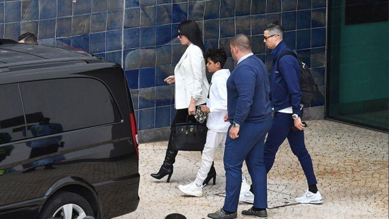 Роналдо няма симптоми на коронавирус, обявиха от Португалия