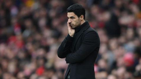 Мениджърът на Арсенал също е заразен с коронавирус