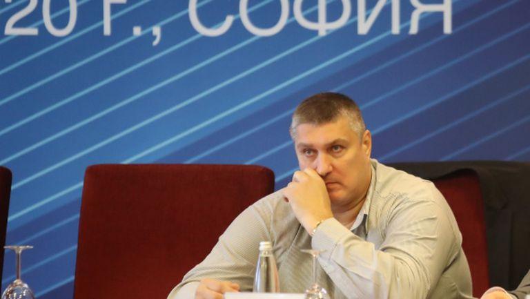 """Общо събрание на БФ Волейбол! Край на """"ерата"""" Данчо Лазаров!"""