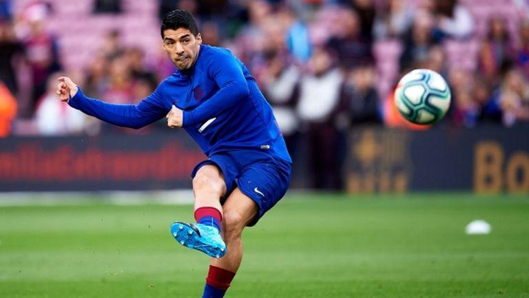 Отлагането на Ла Лига дава възможност на Суарес да изиграе повече мачове