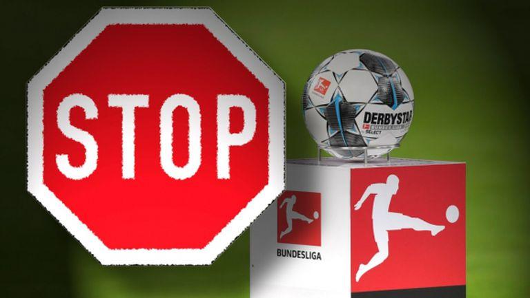 И в Германия няма да играят футбол този уикенд