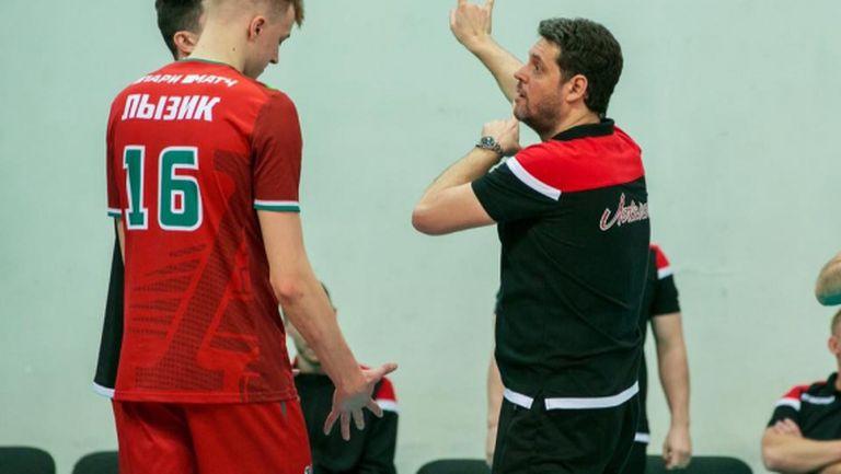 CEV спря всички турнири до 3 април, с изключение на мачове на отбора на Пламен Константинов