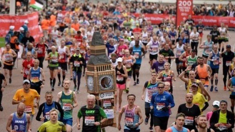 И Лондонският маратон беше отложен за октомври