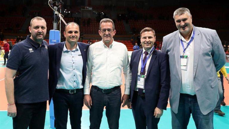 Илия Динков избран за първи вицепрезидент на БФ Волейбол