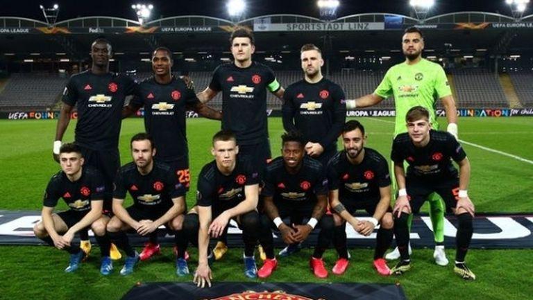 В Ман Юнайтед продължават с тренировките въпреки коронавируса и паузата в Премиър лийг