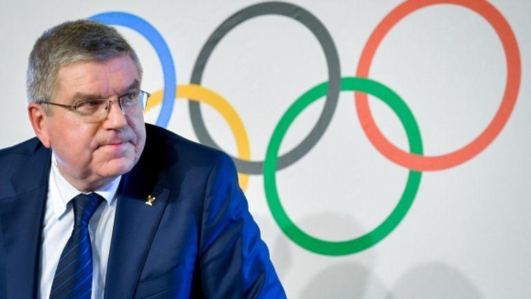 Бах за Фуркад: Ти си превъзходен олимпийски шампион