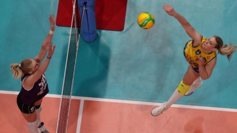 Шампионът Марица освободи канадската си волейболистка