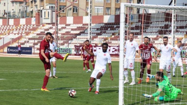 Най-после победа за Страхил Попов и Хатайспор