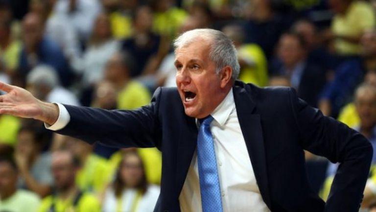 Обрадович: Много е трудно да говорим за баскетбол