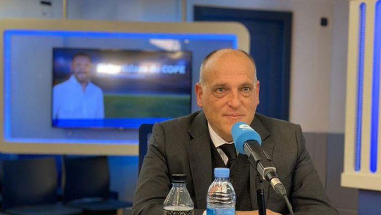 Шефът на Ла Лига: Убеден съм, че сезонът ще се доиграе