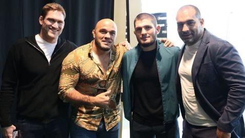 Багата се готви за битка срещу бразилец на UFC 250