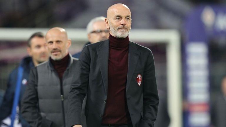 В Милан са сключили джентълменска договорка с Пиоли