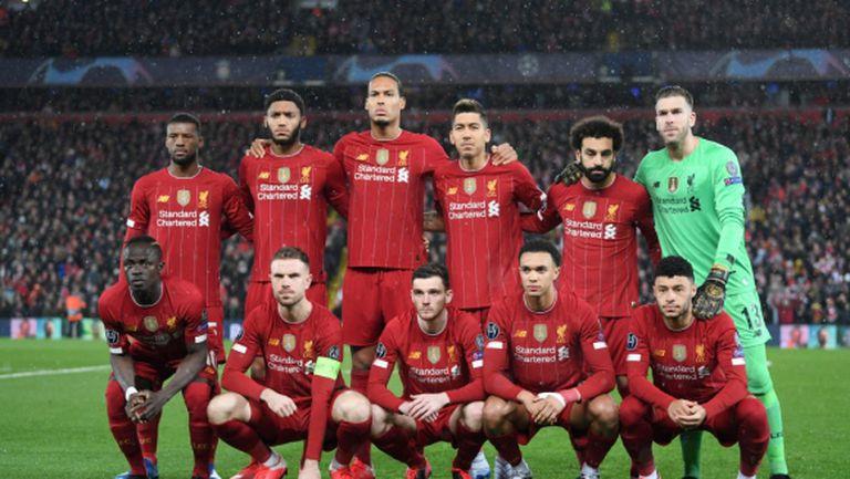 Ливърпул изпревари Ман Сити и вече има най-скъпия отбор в света, Мбапе е №1 при играчите