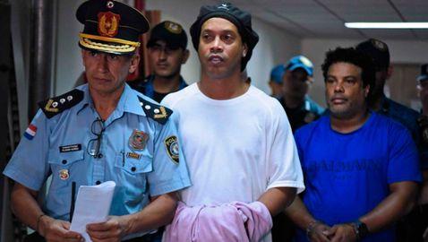 Дори 1,4 млн. евро не стигнаха за освобождаването на Роналдиньо