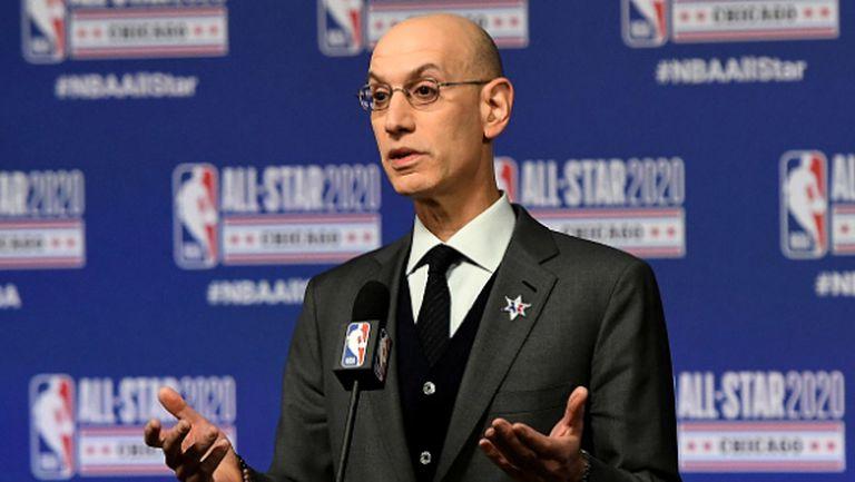 НБА няма да тества играчите за забранени субстанции, докато мачовете се спрени