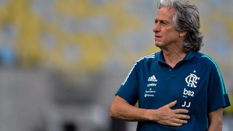 Треньорът на Фламенго с положителен тест за коронавирус