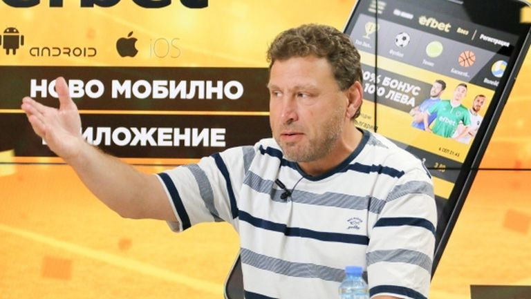 Вили Вуцов: Седим вкъщи и играем карти, efbet Лига трябва да се поднови най-рано на 1 май