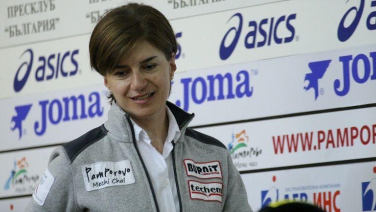Катя Дафовска: Време е отборът да се обедини