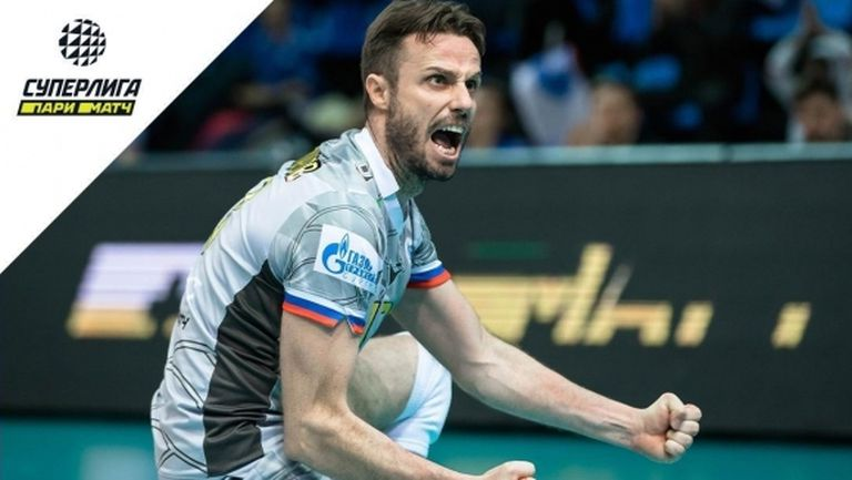 Клубът на Теодор Салпаров прекрати участие в Суперлигата на Русия