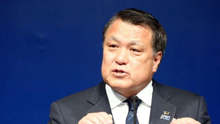 Президентът на Японската футболна асоциация е с положителен тест