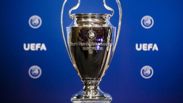 ШЛ и Лига Европа ще бъдат доиграни след справянето с COVID-19