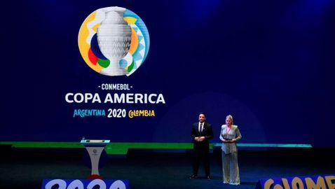 Копа Америка последва съдбата на Евро 2020