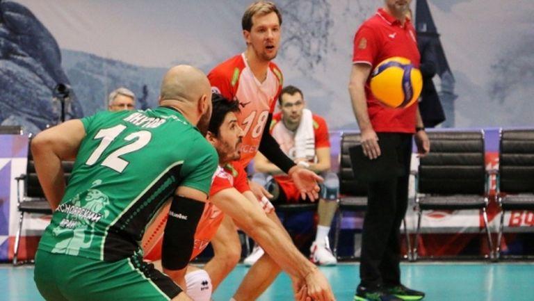 Тодор Скримов в Идеалния отбор на първите срещи от плейофите в Русия