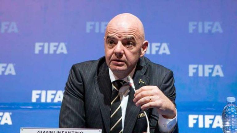 Инфантино обяви, че ще се търси нова дата за Световното клубно първенство
