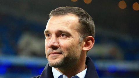 Шевченко подкрепи отлагането на Евро 2020