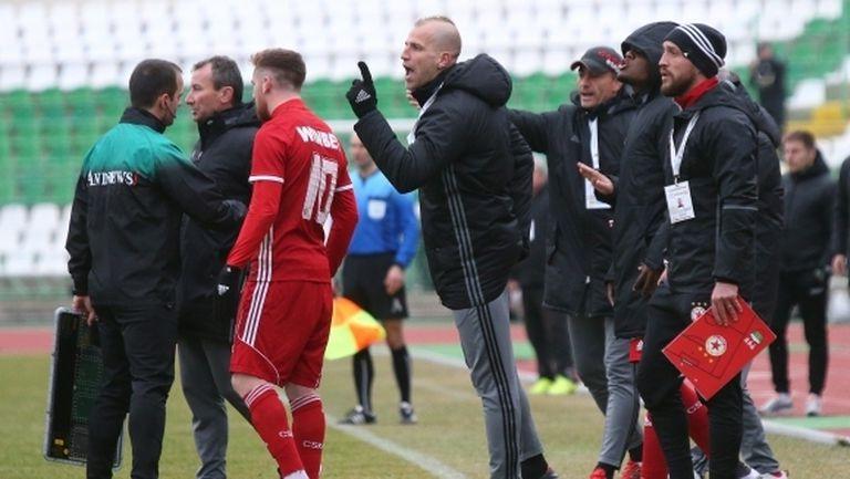 Кондиционният треньор на ЦСКА-София: Паузата не се отразява добре на футболистите