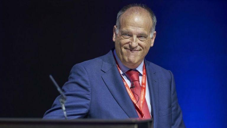 Шефът на Ла Лига вярва, че първенствата ще бъдат подновени през май