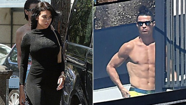 Половинката на Роналдо тръгна по магазините, феновете настръхнаха