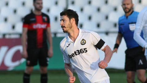 Галин Иванов: Моментът е тежък, футболът ми липсва