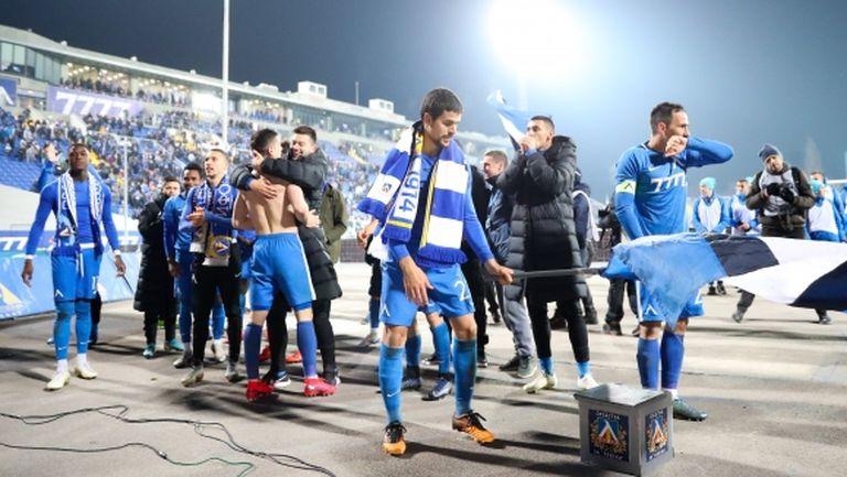 Футболистите на Левски взеха заплати