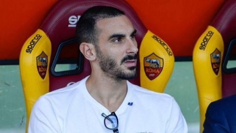 Рома се надява да задържи Дзапакоста и догодина
