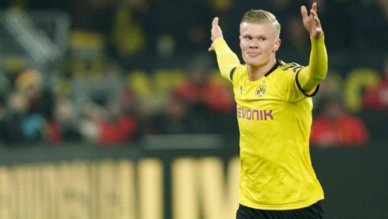 Холанд преминал в Дортмунд против желанието на агента си