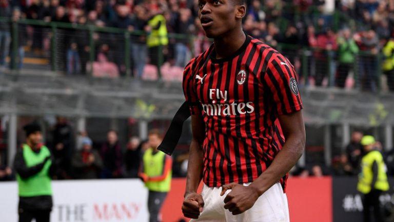 Осъдиха нападател на Милан да плати 16,5 млн. евро