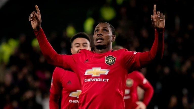 Игало получава по 8000 за всеки гол с екипа на Юнайтед