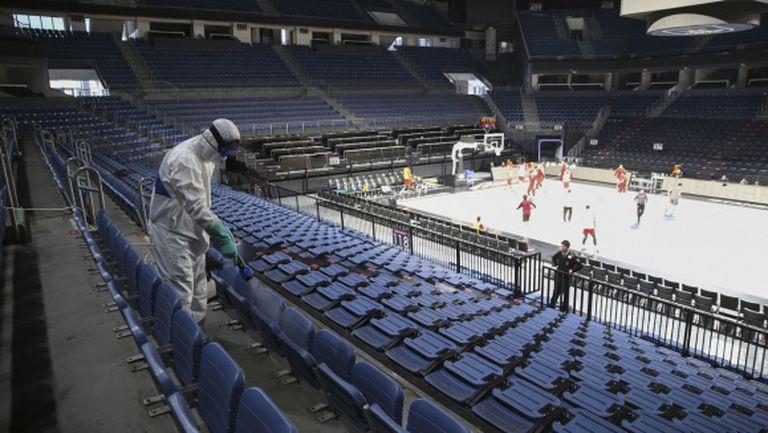 Край на сагата: Прекъснаха баскетболното първенство на Турция