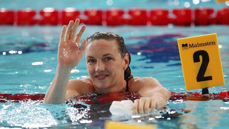 Отложиха Европейското по плувни спортове