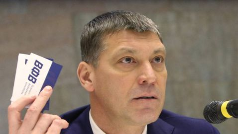 Волейболните първенства в Русия бяха спрени за неопределен срок