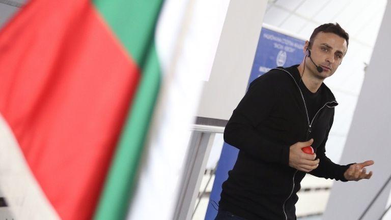 Емил Данчев: С Бербатов говорихме дали ще се кандидатира за президент на БФС