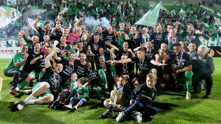 Клубове от efbet Лига искат окончателен край на сезона