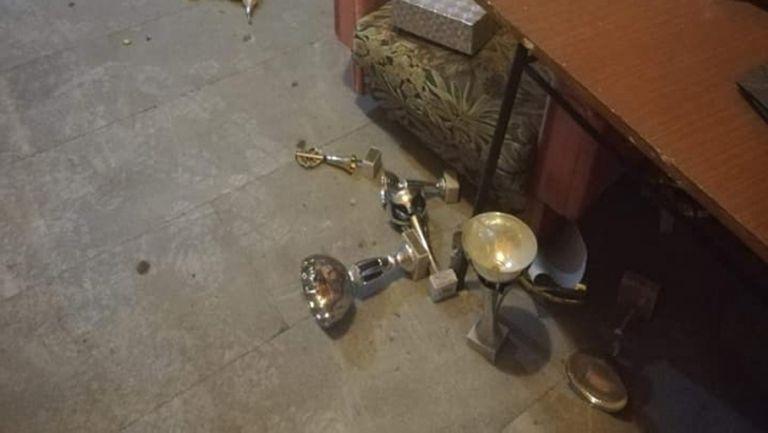 Министерството на спорта поема щетите за разбитата зала на ЦСКА
