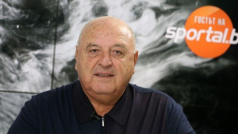Венци Стефанов: Вън далавераджиите от футбола ни!