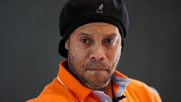 Роналдиньо навършва 40 в затвора