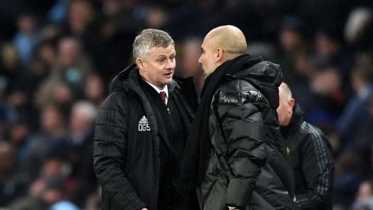 Юнайтед и Сити се обединиха в борбата с вируса
