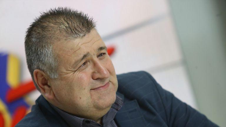 Огнян Томов: Предлагаме да се запази моментното класиране в Суперлигата