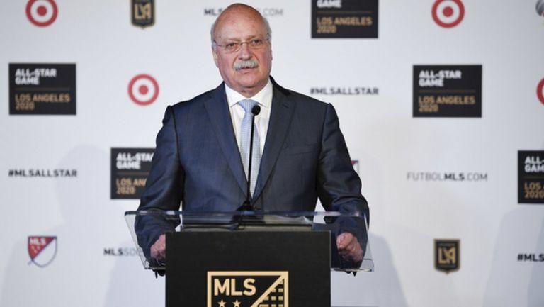 Президентът на мексиканската футболна лига е заразен с коронавирус